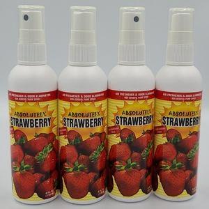 Air Freshener & Odor Eliminators - Strawberry!